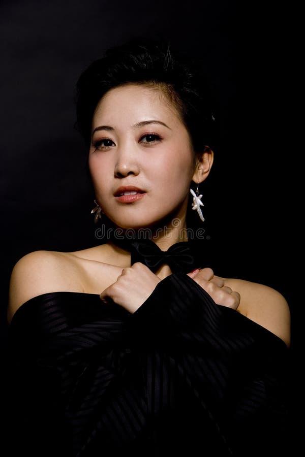 chińska dama zdjęcia royalty free