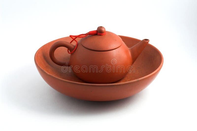 chińska dzbanek herbaty zdjęcia stock