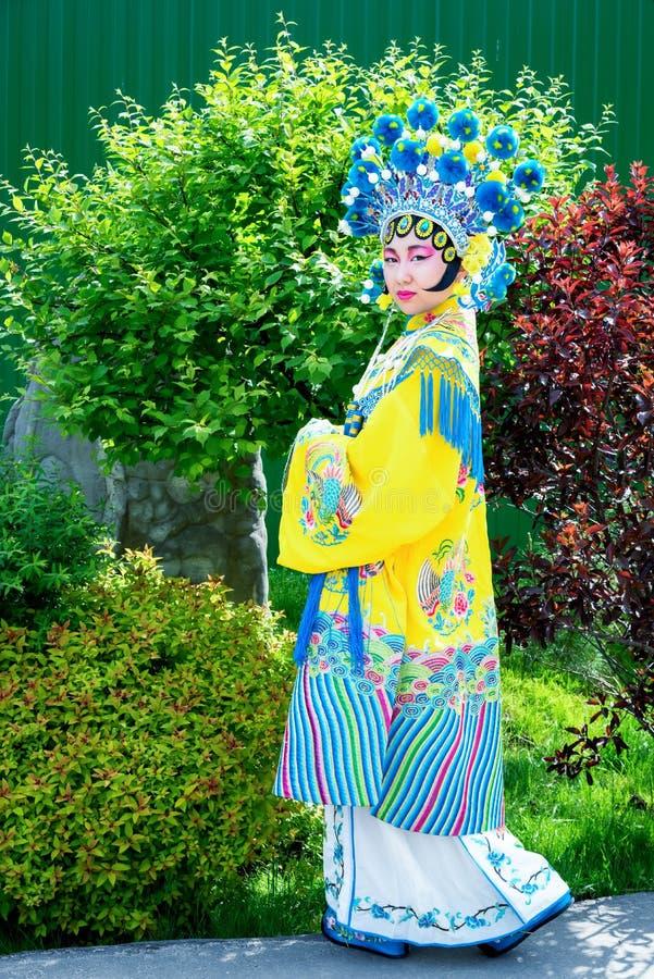 chińska dziewczyna fotografia royalty free