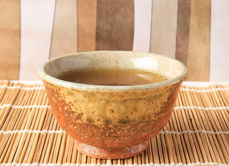 Chińska herbaciana filiżanka obraz stock