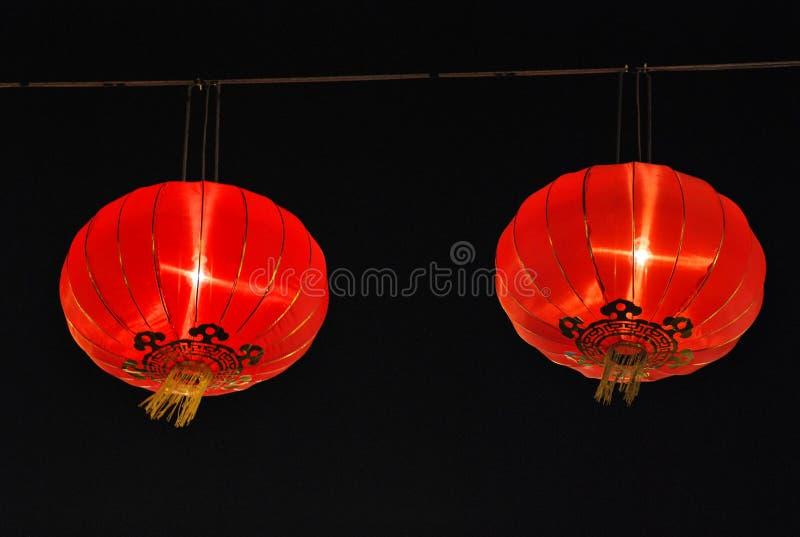 chińska lampa obraz royalty free