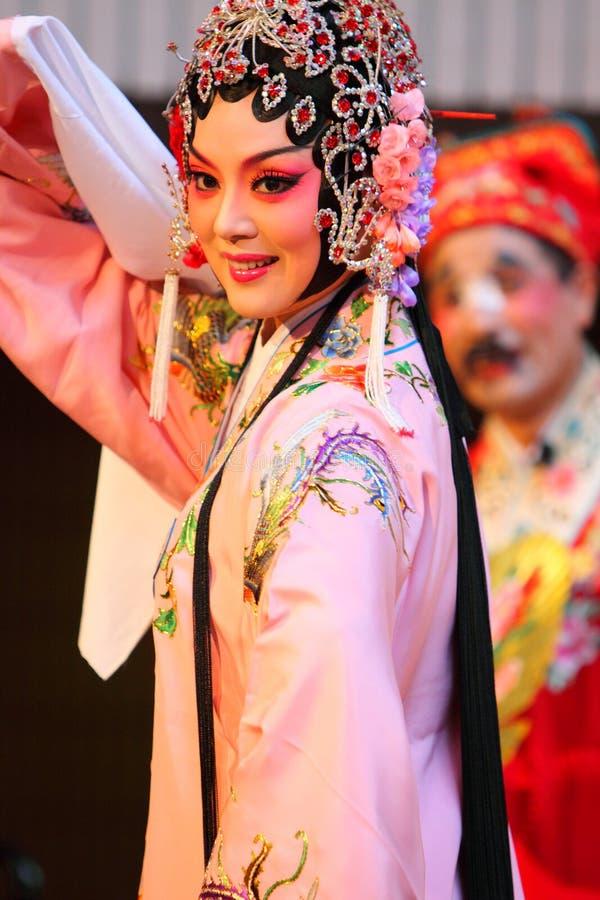 chińska opera zdjęcie stock