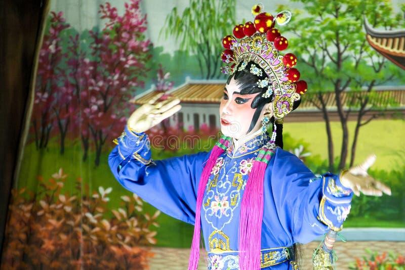 chińska opera. zdjęcia royalty free