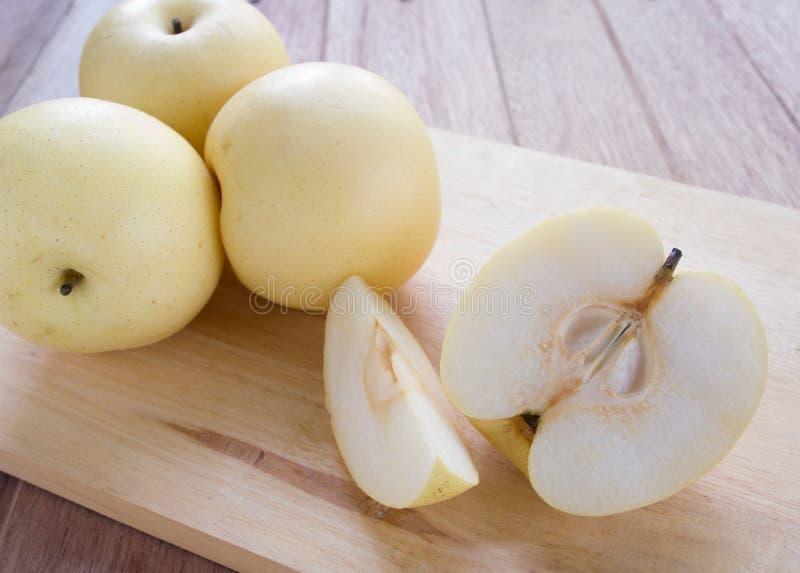 chińska pear obrazy stock