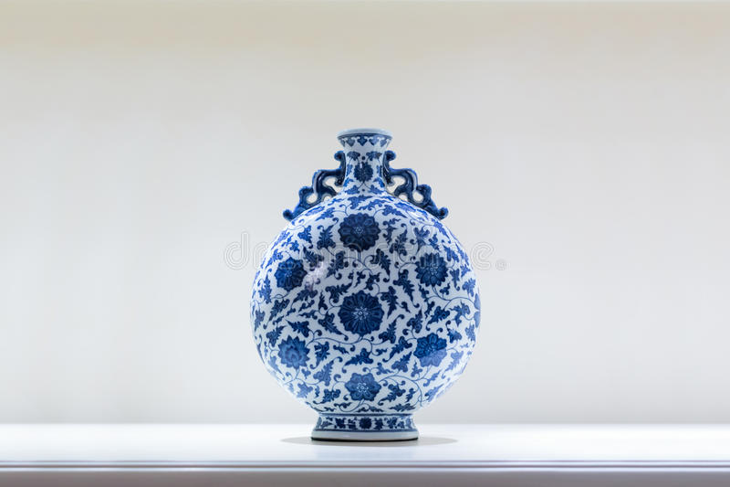 Chińska porcelana fotografia stock