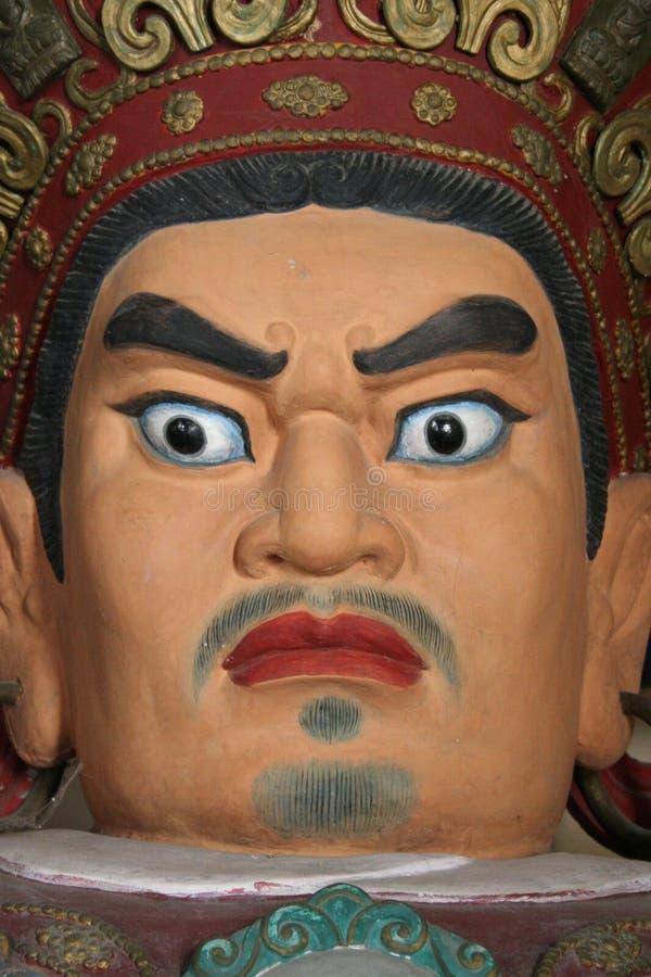 chińska posąg obraz royalty free
