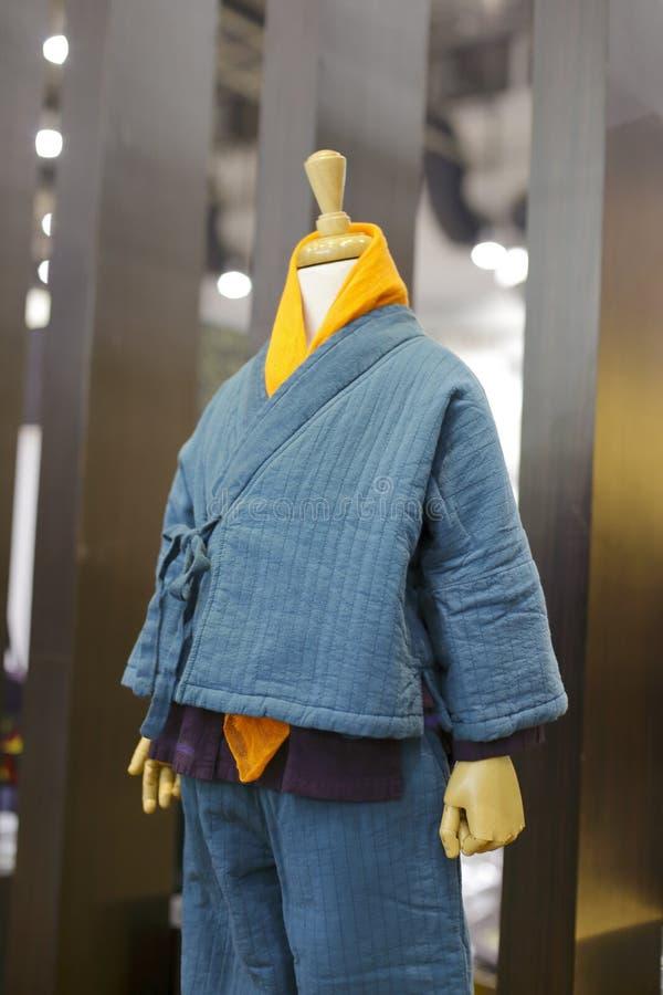 Chińska Tradycyjna odzież fotografia stock