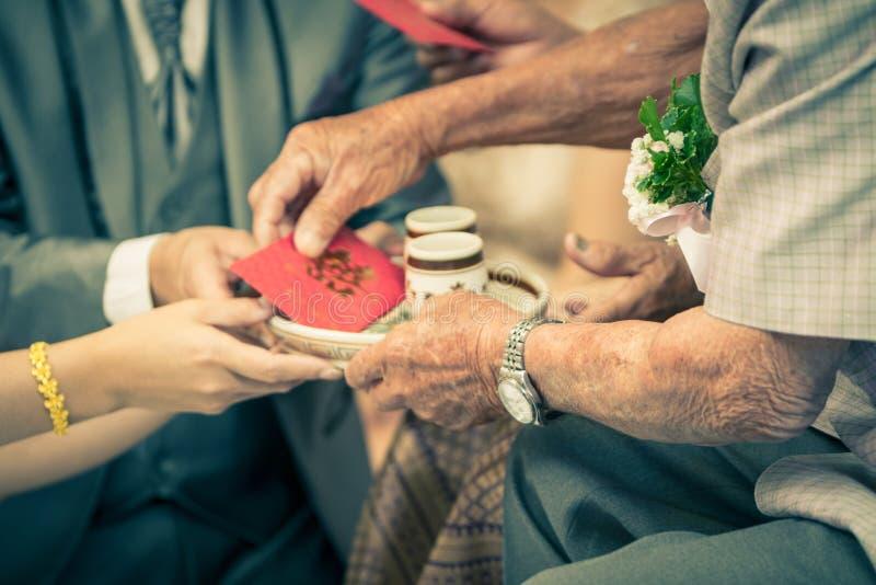 Chiński ślub zdjęcie stock