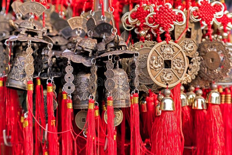 Chiński dzwon zdjęcie royalty free