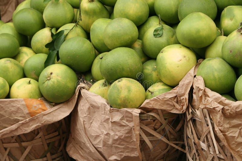 chiński grapefruitowy pomelo zdjęcie royalty free