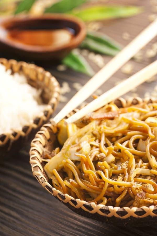 chiński jedzenie fotografia royalty free