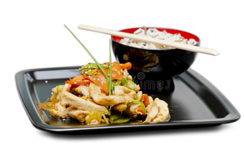 chiński jedzenie