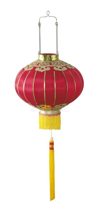 Chiński lampion obrazy royalty free
