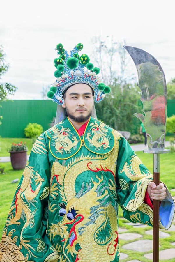 Chiński Mężczyzna obrazy royalty free