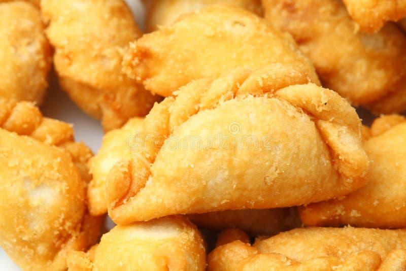 Chiński nowego roku jedzenie, Jau gok, zdjęcie stock
