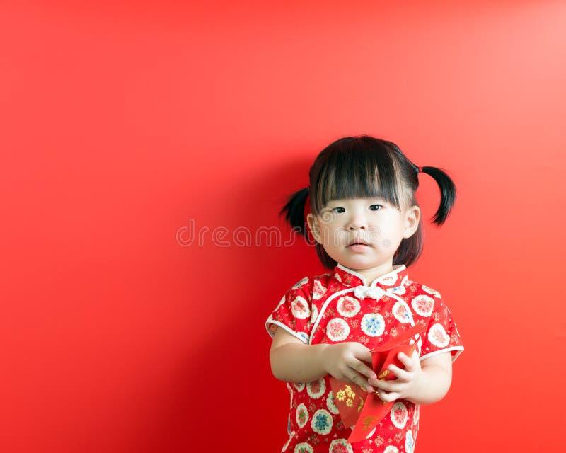 Chiński nowego roku temat zdjęcie stock