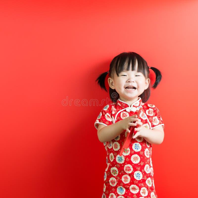 Chiński nowego roku temat zdjęcia stock