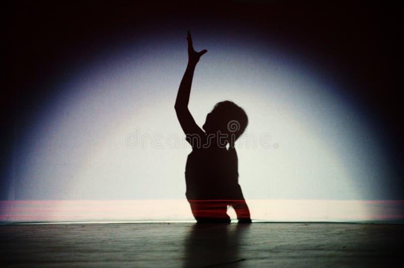 chiński taniec obrazy stock