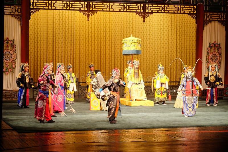 chiński teatr zdjęcia stock