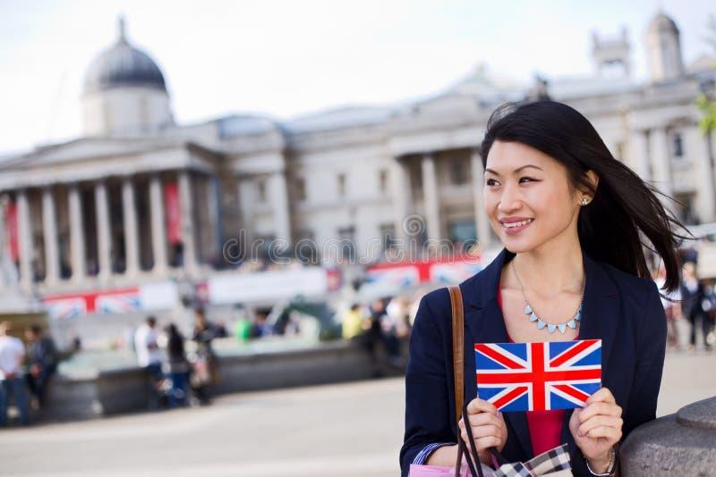 Chiński turysta zdjęcia royalty free