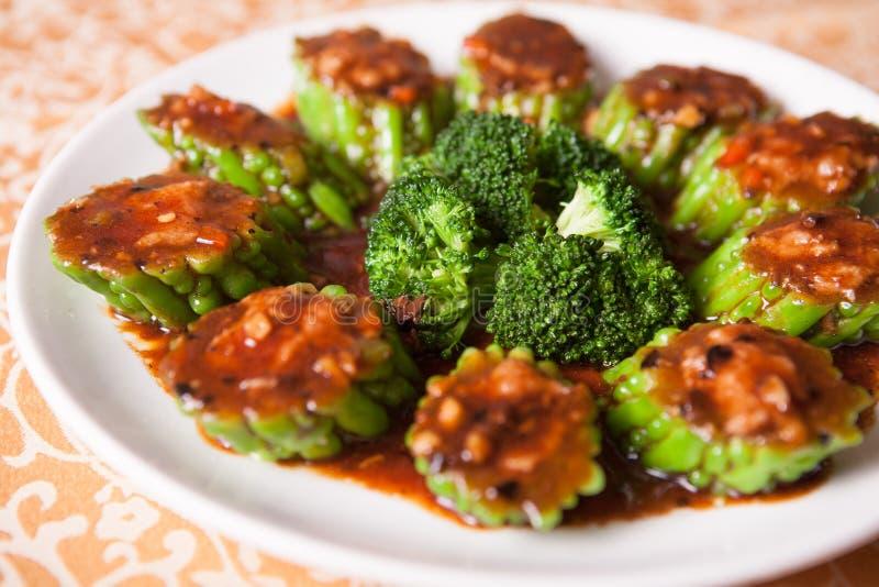 Chiński wyśmienicie jedzenie zdjęcie stock