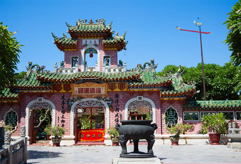Chiński zgromadzenie Hall zdjęcie stock