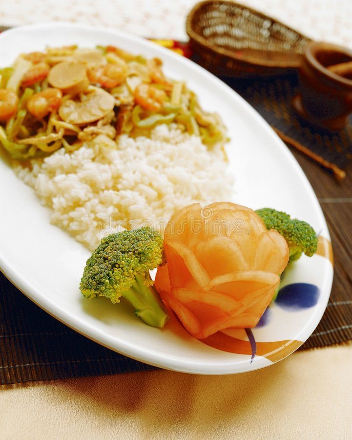 chińskie jedzenie obraz royalty free