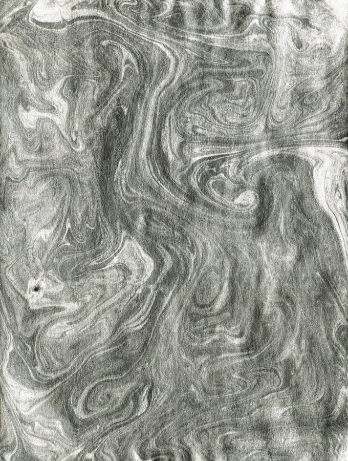 Chińskiego atramentu skutka miękka tekstura obraz stock