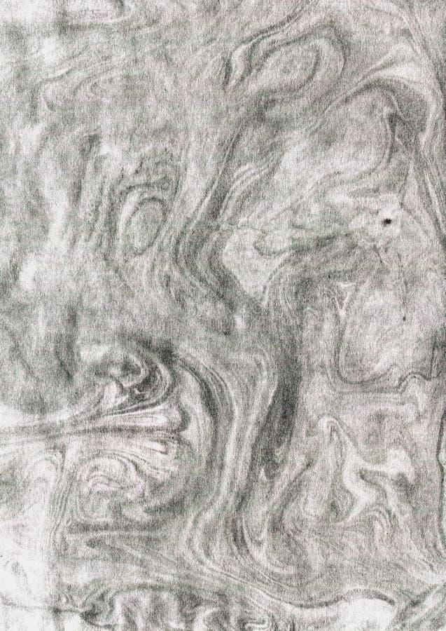 Chińskiego atramentu skutka miękka tekstura obrazy stock