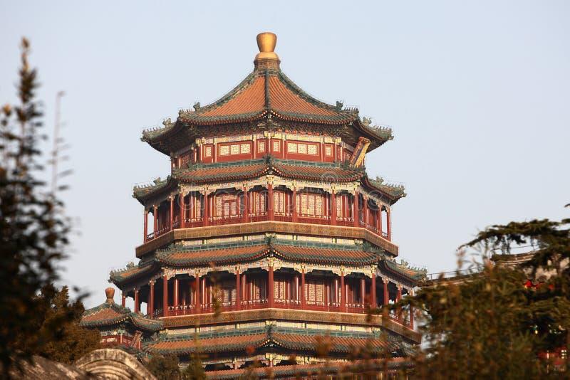 chińskiego klasyka wierza obraz royalty free
