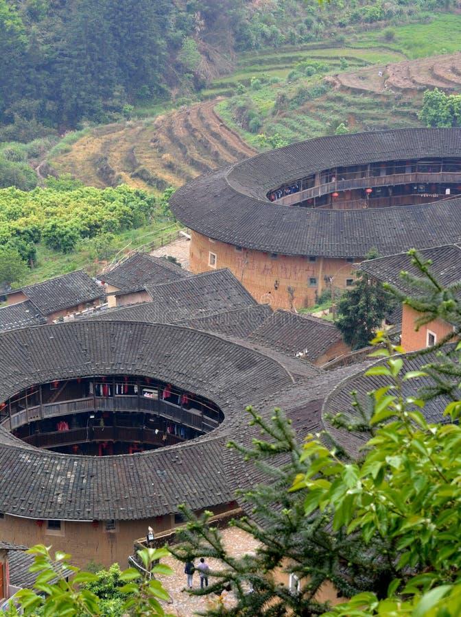 Download Chińczyk ziemi kasztel zdjęcie stock. Obraz złożonej z cecha - 30580402