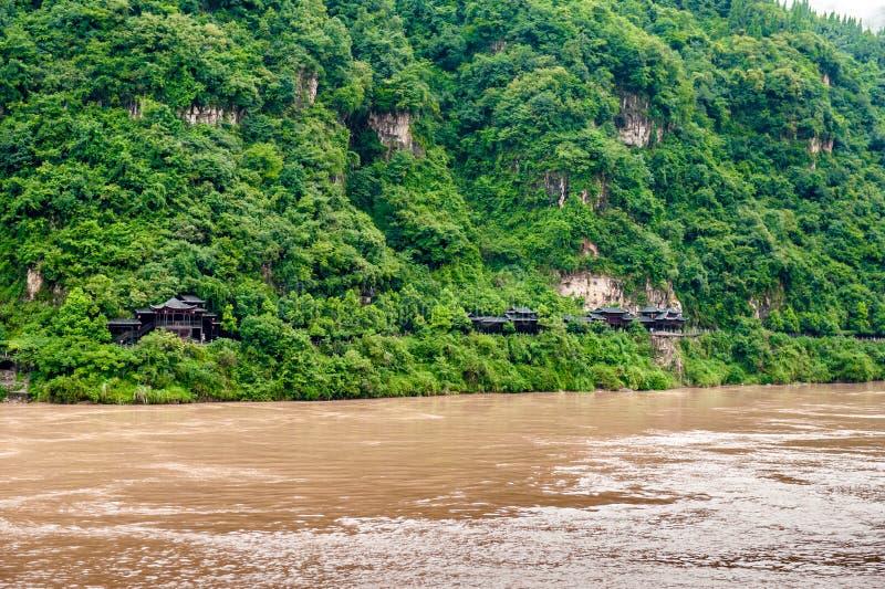 Download Chińczyka dom zdjęcie stock. Obraz złożonej z chińczyk - 28950386