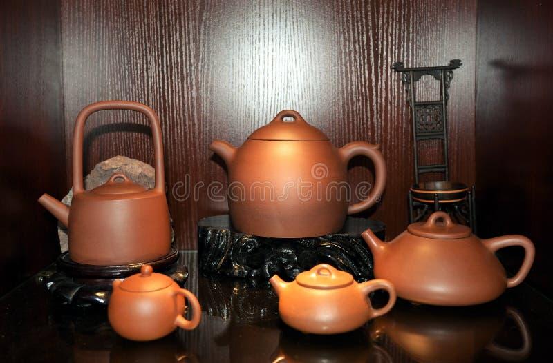 Download Chińczyka Yixing Teapot obraz stock. Obraz złożonej z niepowodzenia - 29673871