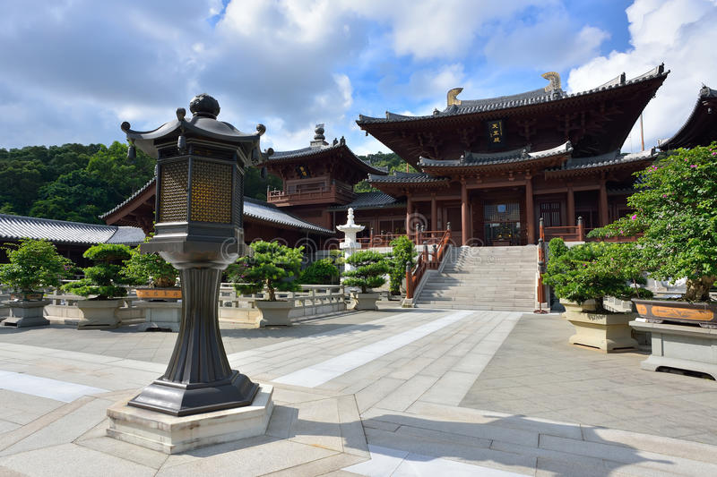 Download Chi Lin Nunnery Royalty Free Stock Photos - Image: 32235198