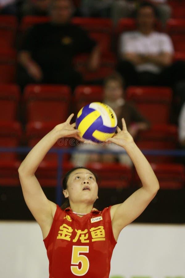 chi qiuyue Wei zdjęcie stock