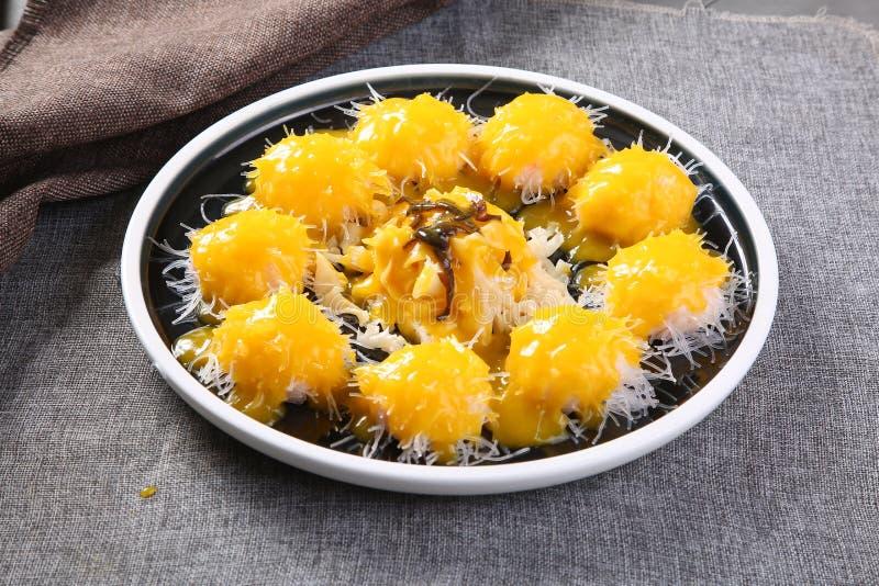chi?ski inkasowy jedzenie zdjęcie royalty free