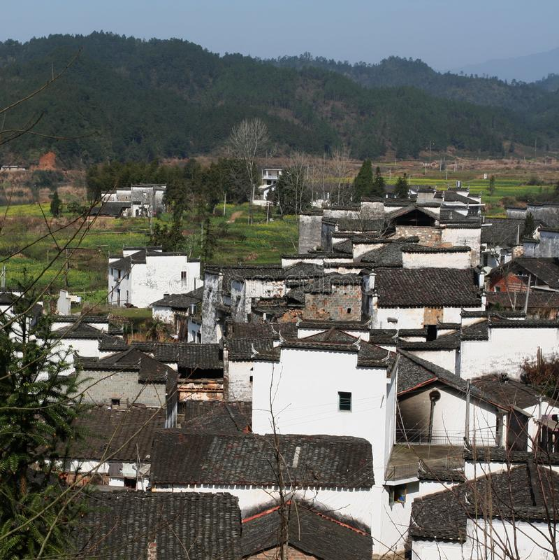 Chiński miasteczko