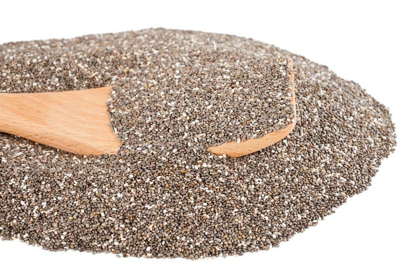 Download Chia seeds stock image. Image of omega, closeup, chia - 32508813
