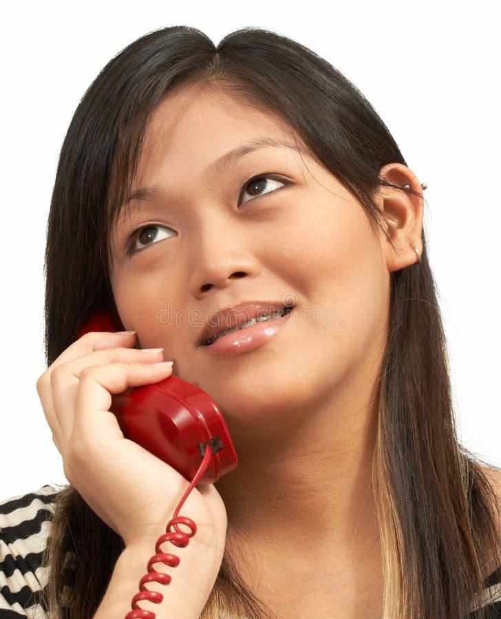 Chiamata di telefono immagini stock libere da diritti