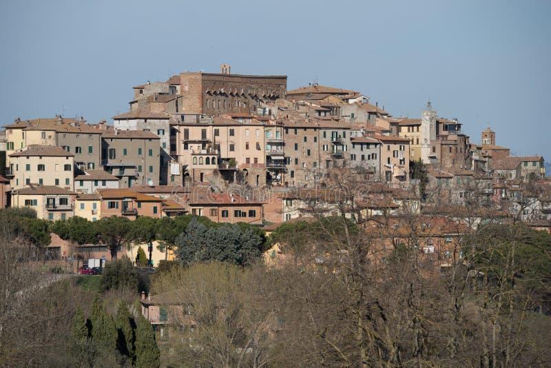 Chianciano Terme, Тоскана, Италия стоковые изображения rf
