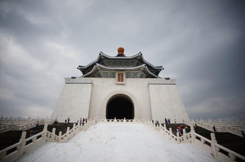 Chiang Kai-shek мемориальный Hall стоковая фотография