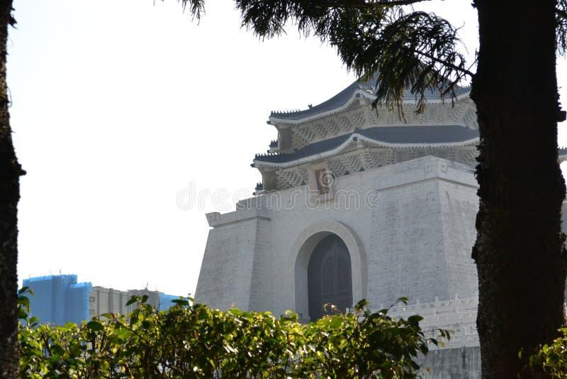 Chiang kai-shek memorial hall. At zhongzheng district taipei stock photos