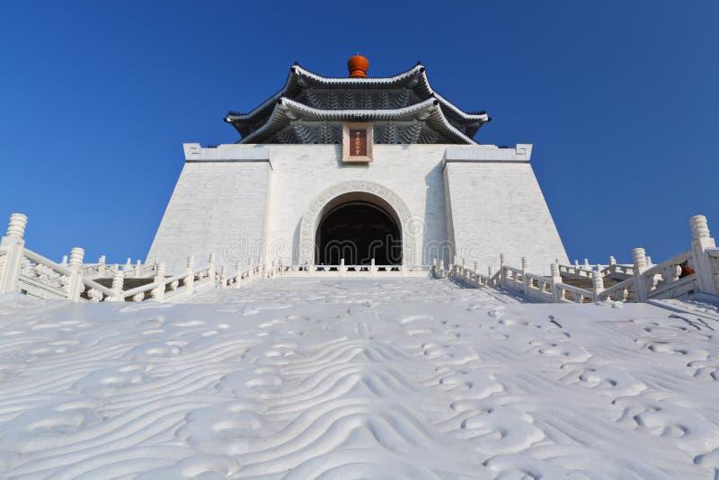Download Chiang Kai-shek Minnes- Korridor I Taiwan Arkivfoto - Bild av moment, korridor: 27279722