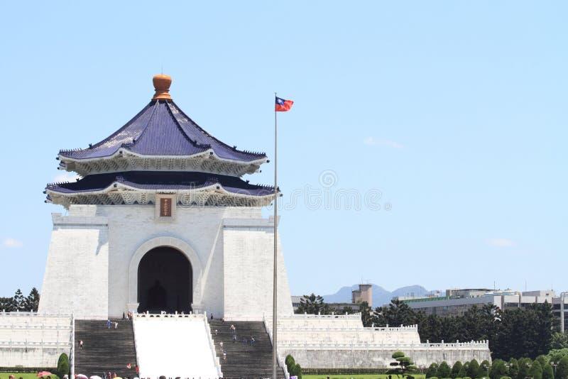 Chiang Kai-shek pasillo conmemorativo fotos de archivo libres de regalías