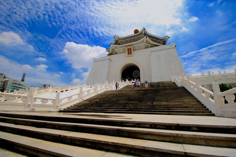 Chiang Kai-shek pomnik zdjęcia stock