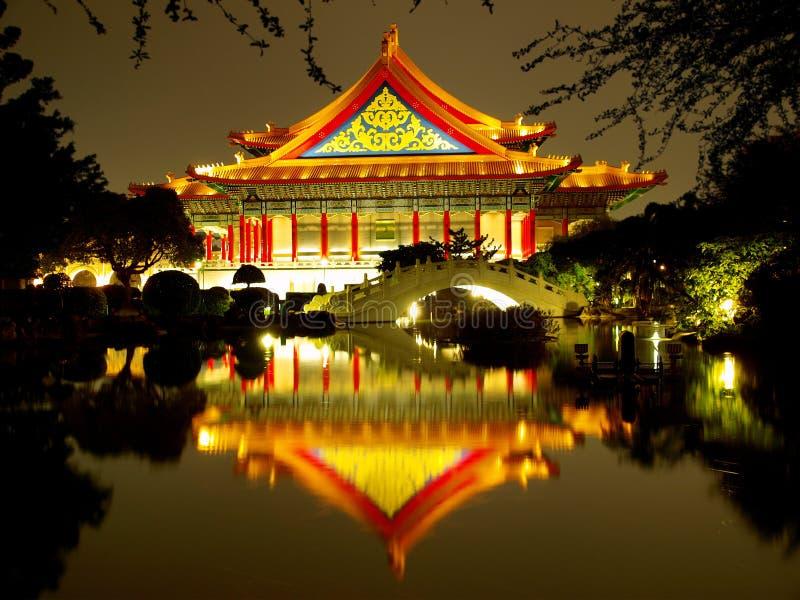 Chiang- Kai-shekerinnerungshalle lizenzfreie stockfotos