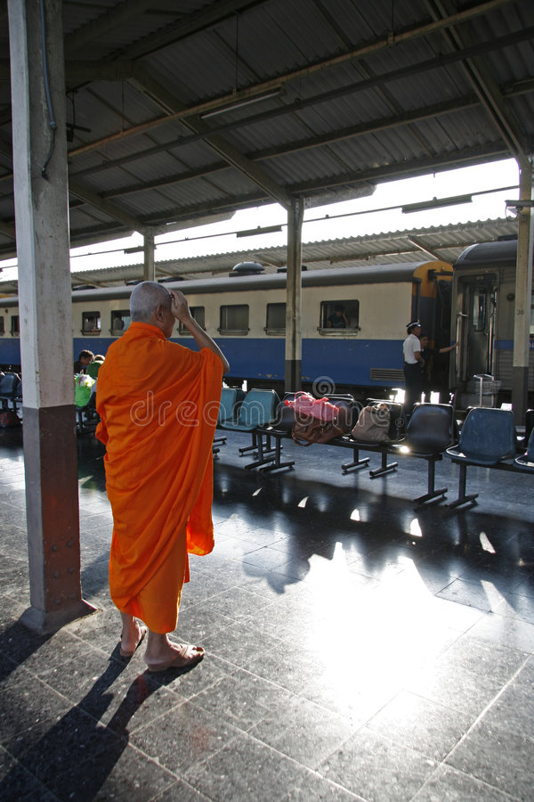 chiang mai τραίνο σταθμών στοκ φωτογραφία με δικαίωμα ελεύθερης χρήσης