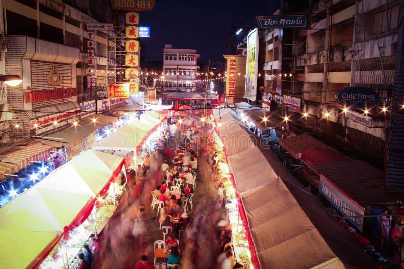 Chiang Mai Chinatown stock photos