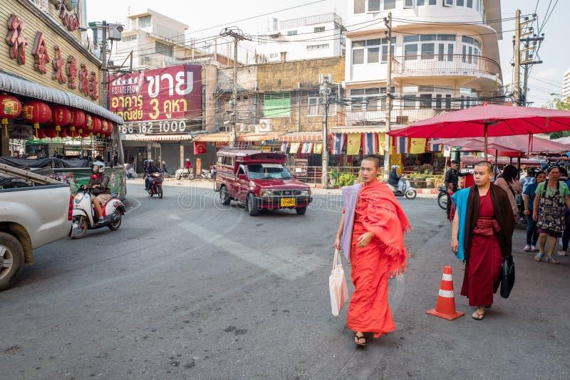 Chiang Mai, Tailândia imagens de stock royalty free