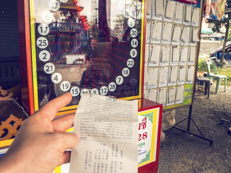 CHIANG MAI, TAILANDIA - NOVEMBRE fotografia stock libera da diritti